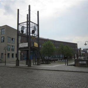 Aussichtsturm Husum Innenstadt