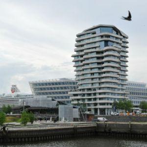 Marco Polo Tower, HAMBURG - Spezialbeschichtung
