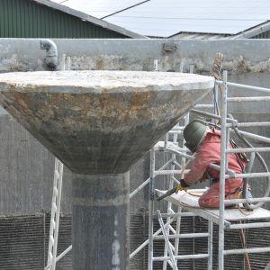 Sanierung der Biogasanlage Wiesengrund