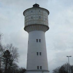 Wasserturm Stadtwerke Neumünster
