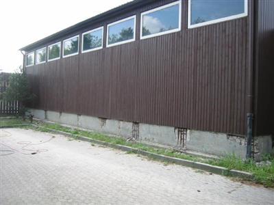 Betonsockel
