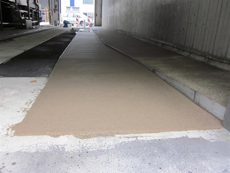 ESC-Estriche - Epoxidharz statt Zement