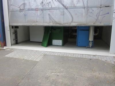 Detail-Lösungen Türschwellen aus 2K EP-Harz